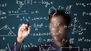 Il ricercatore in matematica