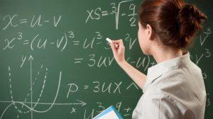 Diventare professore di matematica